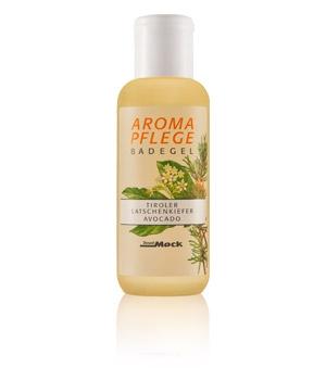 Aroma-Pflege-Badegel Tiroler Latschenkiefer/ Avocado 200ml