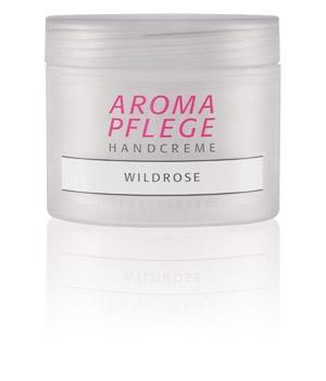 Aroma-Pflege-Handcreme Wildrose 100ml