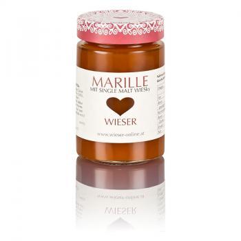 Marille mit Single Malt Whisky Fruchtaufstrich 235 g