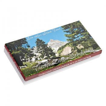 Zirben-Schokolade 100 g